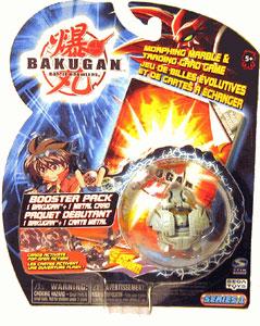 Bakugan - Haos(Grey) Boosters Pack - Tigrerra