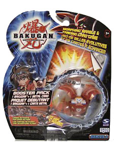 Bakugan - Boosters Pack Pyrus (Red) - Griffon