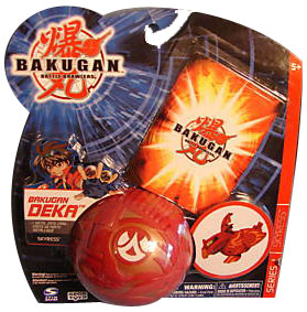 Bakugan Deka - Pyrus(Red) Skyress
