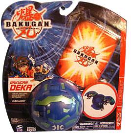 Bakugan Deka - Aquos(Blue) Hydranoid