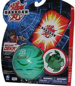 Bakugan Deka - Ventus(Green) Tigrerra