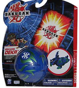 Bakugan Deka - Aquos(Blue) Skyress