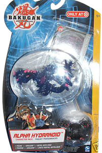 Bakugan Character Booster Exclusive - Alpha Hydranoid