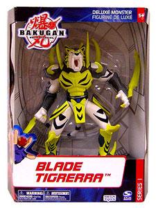 Bakugan Monster Deluxe - Blade Tigrerra