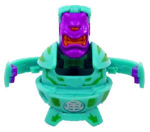 Bakugan - Boosters Pack - Series 2 Ventus(Green) Cycloid