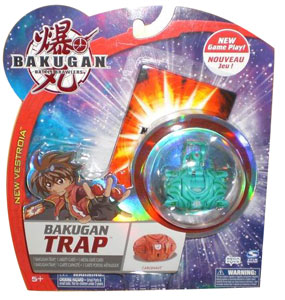 New Vestroia  Bakugan Trap - Ventus(Green) Calrsnaut
