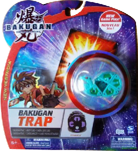 New Vestroia  Bakugan Trap - Ventus(Green) Pythantus