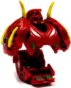New Vestroia  Bakugan Trap - Pyrus(Red) Hylash