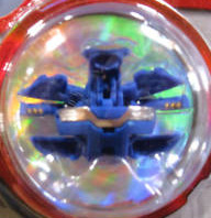Bakugan New Vestroia Special Attack Booster - Aquos(Blue) Infinity Dragonoid
