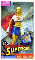 Supergirl Barbie
