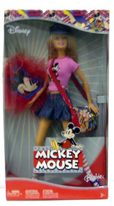 Barbie - Mouseketeer