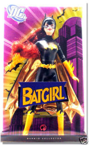 Barbie Collection - Batgirl Pink Label