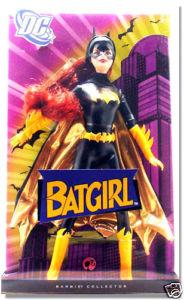 Barbie Collection - Batgirl Pink Label