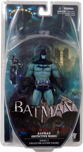 Arkham City - Detective Mode Batman