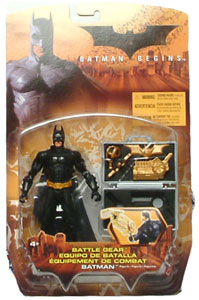 Battle Gear Batman