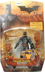 Power Punch Batman