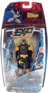 The Batman EXP - Criminal Capture Batman