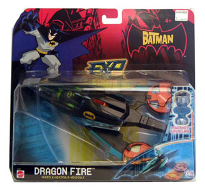 The Batman EXP - Dragon Fire