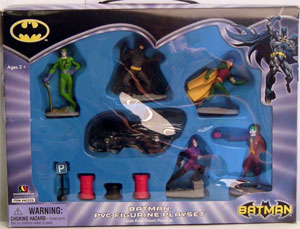 Batman PVC Box Set