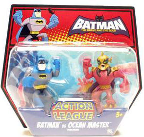 The Brave And The Bold - Batman VS Ocean Master