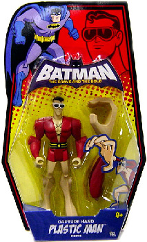 The Brave And The Bold - Capture Hand Plastic Man