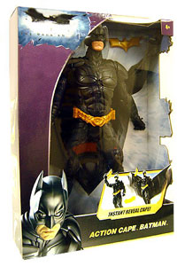 The Dark Knight Action Cape Batman