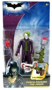 Dark Knight - Punching Packing - The Joker