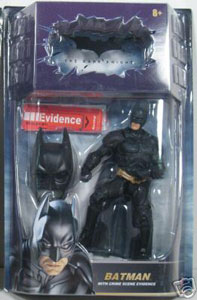 The Dark Knight Batman - Crime Scene Evidence