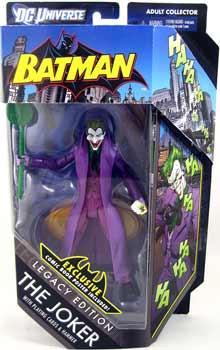 Batman Legacy - Golden Age The Joker