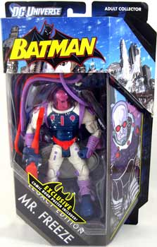 Batman Legacy - Silver Age Mr Freeze