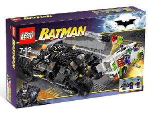 LEGO - Batman - Tumbler vs Joker Ice Cream Surprise[7888]