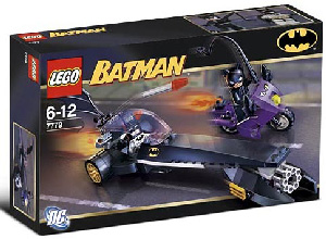 LEGO - Batman - Dragster Catwoman Pursuit[7779]
