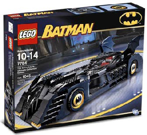 LEGO - Batman - Ultimate Collectors Batmobile[7784]