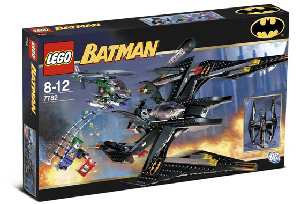 LEGO - Batman - Batwing and The Joker Aerial Assault[7782]