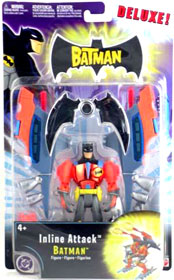 Inline Attack Batman