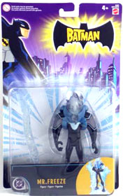 The Batman: Mr.Freeze