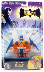 Night Glider Batman