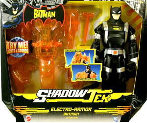 Shadow Tek - Electro-Armor Batman