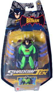 Shadow Tek - Phantom Claw Batman