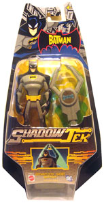 Shadow Tek - Gotham City Ghost Batman