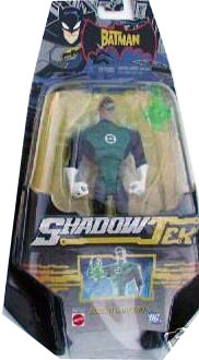 Shadow Tek - Green Lantern
