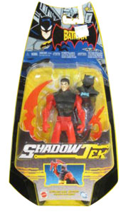 Shadow Tek - Crimson Rage Batman