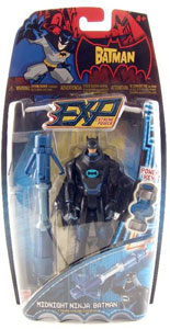 The Batman EXP - Midnight Ninja Batman