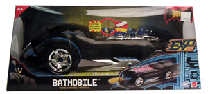 The Batman EXP - Batmobile