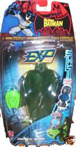 The Batman EXP - Camo Tech Batman