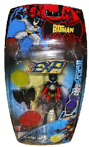 The Batman EXP - Blaster Batgirl