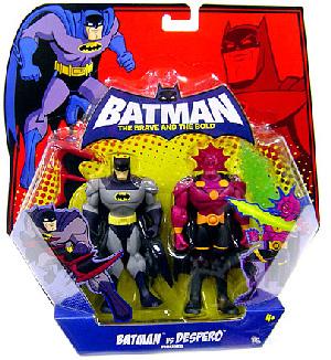 The Brave And The Bold - Batman Vs Despero