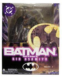 Batman Kia Asamiya Series