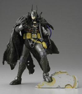 Kia Asamiya - Evil Batman