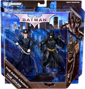 Batman Legacy - The Dark Knight and The Joker